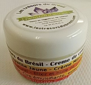 Minerals' Creams - Apatite 50ml