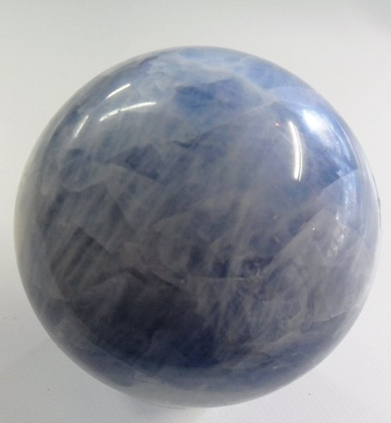 Calcite Blue Sphere